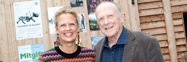 """Barbara Schöneberger moderiert am Festival-Sonntag Talkrunde zum diesjährigen Festival-Thema """"Heimat"""""""
